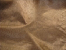 50cm Deep Brown Sheer Organza Fabric 150cm Wide Wedding Craft Quality FREE PP