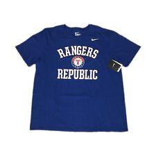 Texas Rangers Nike Men's Local Phrase Shirt Size XL