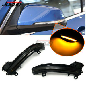 LED Dynamic Side Mirror Sequential Indicator Light For BMW X1 F48 2016- 2019