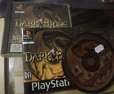 Dark stone, evil reigns, PS1, complet