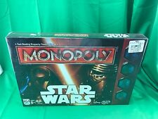 Stars Wars Monopoly Board Star Classic Trilogy Edition Games Empire May Force