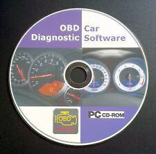 OBD 1 & OBD 2 Car Diagnostic + ECU BHP Tuning Remapping Software