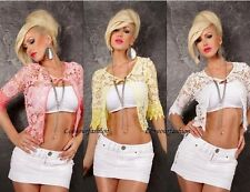 Polyester 3/4 Sleeve Formal Floral Tops & Shirts for Women