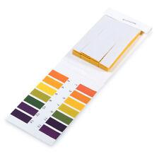 80 stk 1-14 PH Wert Teststreifen Test Strip Messung Wassertest Water Test Paper