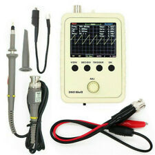 Assembled Digital DSO150 Oscilloscope + Test Clip for Electronic Training Teach