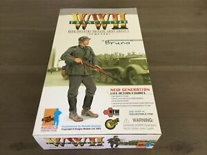 """Dragon 70185 German Army Group A Heer Infantry Private """"Bruno"""" France 1940 1/6"""