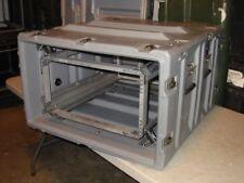 Rackmount 05U 19x25 Hardigg Classic Rack Shock Mount Roto Molded Plastic Case P