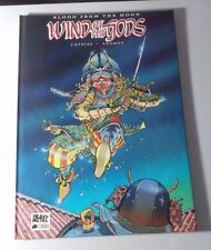 WIND OF THE GODS No. 1 Blood from the Moon * Cothias ~ Adamov * Near Mint (NM)