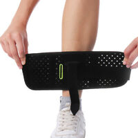 Adjustable Drop Foot Support Ankle Foot Orthosis Brace Strap Hemiplegia Sroke AU