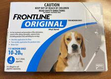 Frontline Original Medium Dog 4 Pack
