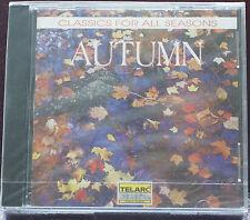 Rare Classics for all Seasons Autumn CD 10 Tracks New Telarc 70 mins Sealed 1993