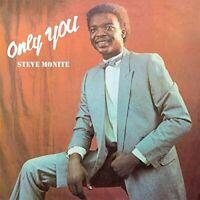 STEVE MONITE - ONLY YOU   VINYL LP NEU