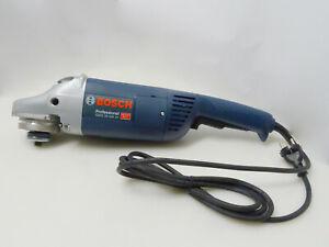 Bosch GWS 22-230 JH Professional Winkelschleifer 2200 Watt 230mm mit Zusatzgriff