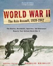 The New York Times Living History: World War II-ExLibrary