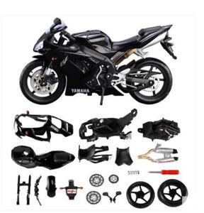 Maisto 1:12 Yamaha YZF R1 Assembly Line Kit Motorcycle Model New in Box