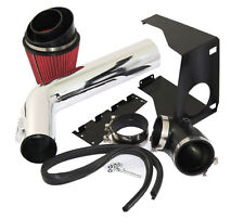 Fit 09-10 Ford F150/07-14 Navigator 5.4L V8 RED Cold Air Intake Kit+Heat Shield