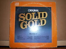 MCP Records MCP-8006 Various Artists - Original Solid Gold Hits Volume 7 1970's