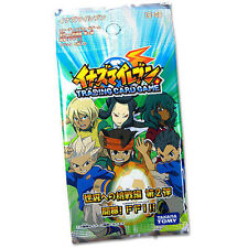 TAKARA TOMY INAZUMA ELEVEN IER-08 TRADING CARD GAME TCG 5CARDS BOOSTER PACK