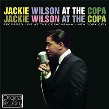 JACKIE WILSON AT THE COPA (NEW SEALED CD) ORIGINAL RECORDING