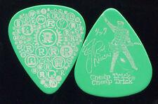 Cheap Trick 2009 Latest Tour Guitar Pick! Rick Nielsen custom concert stage #3