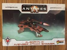 Beyond The Gates Of Antares: Algoryn Avenger Attack Skimmer
