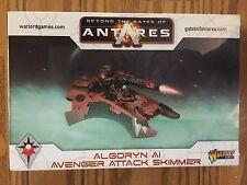 Beyond The Gates Of Antares: Algoryn Avenger Attack Skimmer