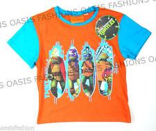 T-shirts, débardeurs et chemises orange 6 ans pour garçon de 2 à 16 ans