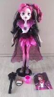 Monster High Ghouls Rule Draculaura doll