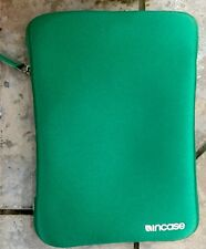 INCASE Emerald Green Neoprene Sleeve For iPad Mini - NWOT!