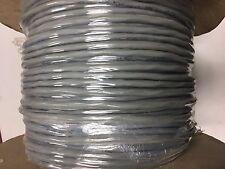 Carol C0780, 20 AWG 2 Cond. Grey Wire 500'