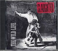 The Wild Life Slaughter Music CD 1992 Chrysalis Records