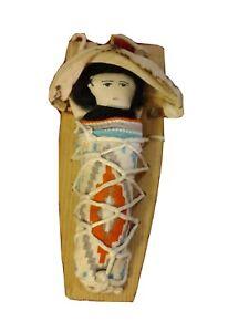 Cradle Board Doll