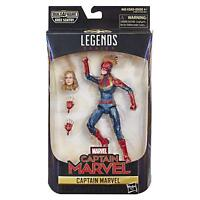 "Marvel Legends Kree Sentry Captain Marvel Masked 6"" Action Figure IN STOCK"