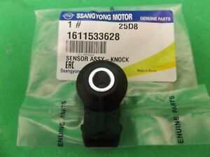 GENUINE SSANGYONG REXTON SUV Y220 & Y220II SERIES 2.7 L TD KNOCK SENSOR ASSY