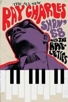 The Ray Charles Show 68 Concert Mural inch Poster 36x54 inch