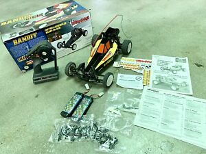 TRAXXAS  Extreme Sports Buggy XL-1 27 MHZ R/C Car + Remote, Accessories, Box #2