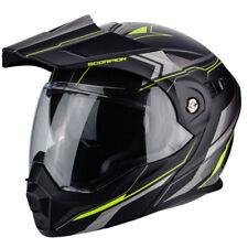 Motorrad-Helme aus Polyester Scorpion XS (mit Rahmengröße 53)