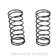 Team Losi Racing Front Shock Spring, 3.5 Rate, Green - TLR5175