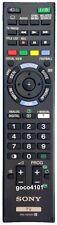 RM-GD031 RMGD031 Original SONY TV Remote KDL-32W700B KDL-40W600B KDL-42W700B NEW