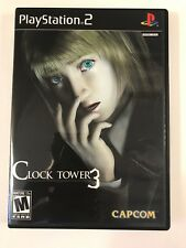 Clock Tower 3 - Playstation 2 - Replacement Case - No Game