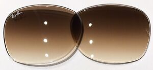 Ray Ban RB2132 New Wayfarer Brown Gradient Replacement Lenses SMALL size 52 mm