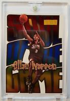 Allen Iverson 1998-99 Skybox Premium Soul of the Game #SG12, Very Rare Insert!
