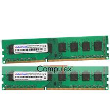 16GB 2x8GB PC3-12800 DDR3 Memory For MSI Gaming 990FXA-GAMING AM3+/AM3 990FX MB