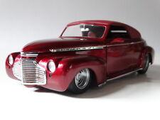 Danbury Mint 1941 Chevy Custom Rod Convertible 1:24 Scale Diecast Vettrod Car