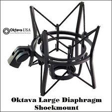Oktava Shockmount for MK319, MK219, ML52, ML53, MKL2500 - Brand New!