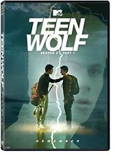 Teen Wolf: Season 6 Part 1 - 3 DISC SET (2017, DVD New)