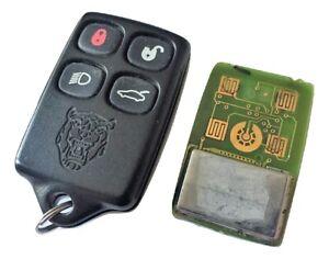 Repair Service for JAGUAR XK8 XJ8 X308 XJR XKR 4 Button Remote Key Fob