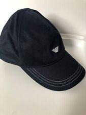 Armani Boys Baseball Hat Cap 2-4 Years 50 Cm