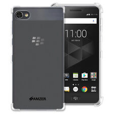 Amzer Pudding TPU X Protection Case (Crystal Clear) for BlackBerry Motion