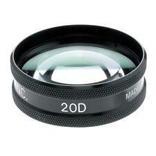 Ocular Maxlight 20D Lens OI-20 Brand New With Case.